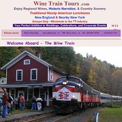 Wine train map winetraintours freerunsca Choice Image